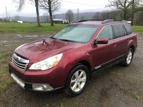 2011 Subaru Outback for sale at Wahl to Wahl Auto in Cooperstown NY