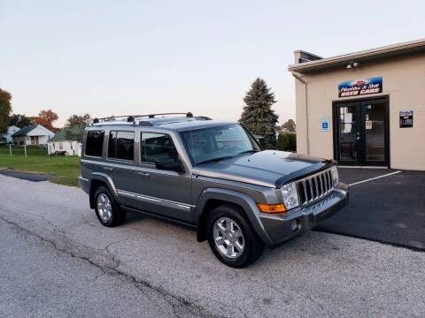 2008 Jeep Commander for sale at Hackler & Son Used Cars in Red Lion PA