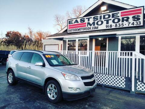 2009 Chevrolet Traverse for sale at EASTSIDE MOTORS in Tulsa OK
