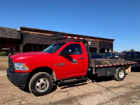 2015 RAM Ram Chassis 3500 for sale at LAMB MOTORS INC in Hamilton AL