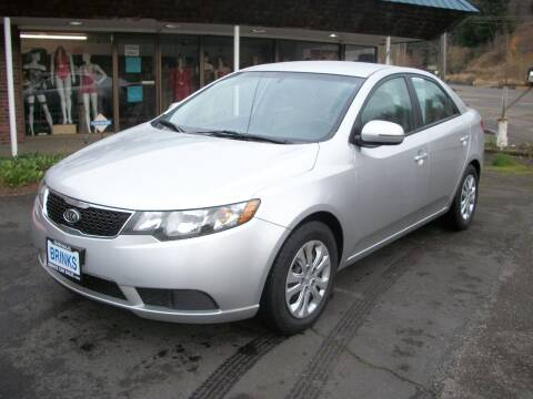 2011 Kia Forte for sale at Brinks Car Sales in Chehalis WA