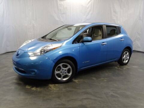 2014 Nissan LEAF for sale at United Auto Exchange in Addison IL