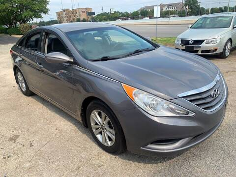2012 Hyundai Sonata for sale at Austin Direct Auto Sales in Austin TX