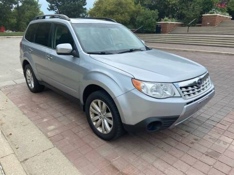 2013 Subaru Forester for sale at Third Avenue Motors Inc. in Carmel IN