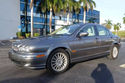 2007 Jaguar X-Type for sale at SR Motorsport in Pompano Beach FL