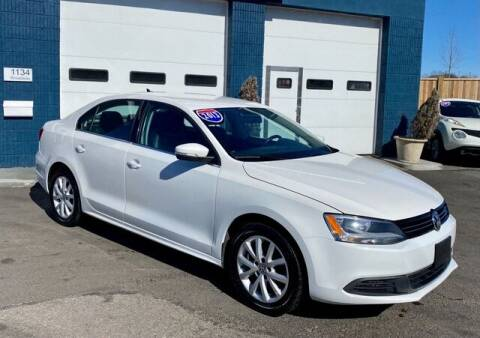 2013 Volkswagen Jetta for sale at Saugus Auto Mall in Saugus MA