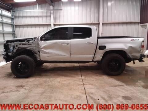 2017 Chevrolet Colorado for sale at East Coast Auto Source Inc. in Bedford VA