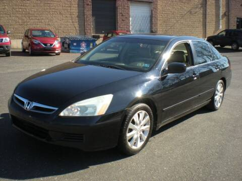 2006 Honda Accord for sale at 611 CAR CONNECTION in Hatboro PA