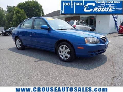 2006 Hyundai Elantra for sale at Joe and Paul Crouse Inc. in Columbia PA