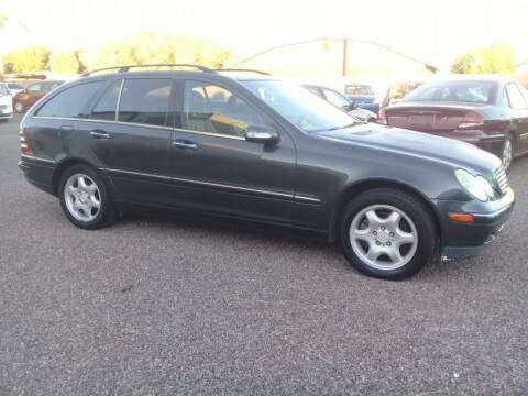 2002 Mercedes-Benz C-Class for sale at 1ST AUTO & MARINE in Apache Junction AZ