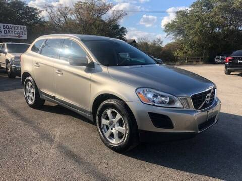 2012 Volvo XC60 for sale at Hi-Tech Automotive - Oak Hill in Austin TX