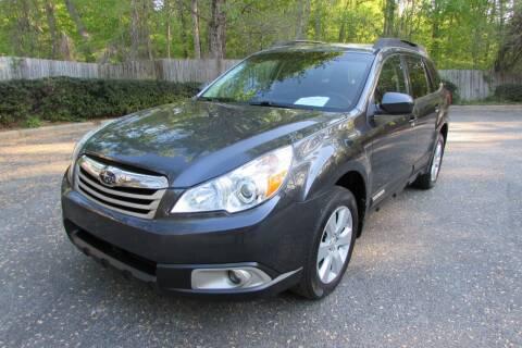 2011 Subaru Outback for sale at AUTO FOCUS in Greensboro NC