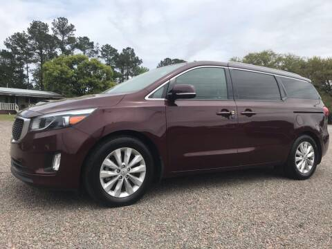 2016 Kia Sedona for sale at #1 Auto Liquidators in Yulee FL
