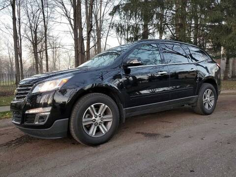 2017 Chevrolet Traverse for sale at CItywide Auto Credit in Oregon OH