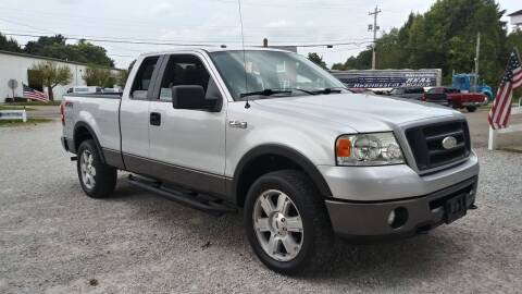 2007 Ford F-150 for sale at Easy Does It Auto Sales in Newark OH