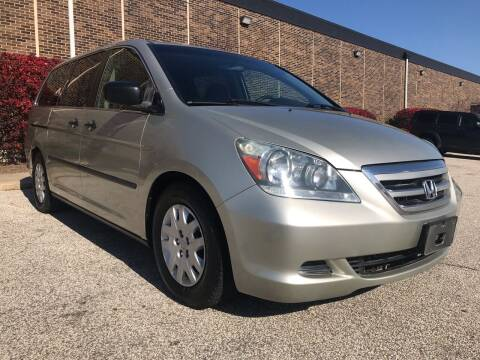 2006 Honda Odyssey for sale at Classic Motor Group in Cleveland OH