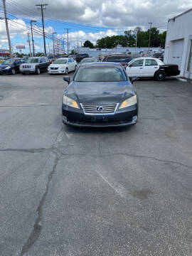 2010 Lexus ES 350 for sale at Buyers Choice Auto Sales in Bedford OH