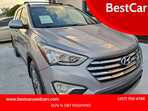 2014 Hyundai Santa Fe for sale at BestCar in Kissimmee FL