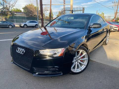 2015 Audi A5 for sale at West Coast Motor Sports in North Hollywood CA