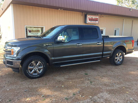 2018 Ford F-150 for sale at Palmer Welcome Auto in New Prague MN