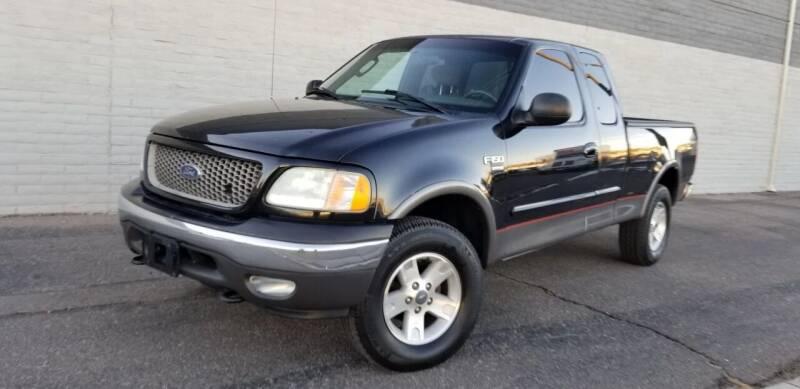 2003 Ford F-150 for sale at LA Motors LLC in Denver CO