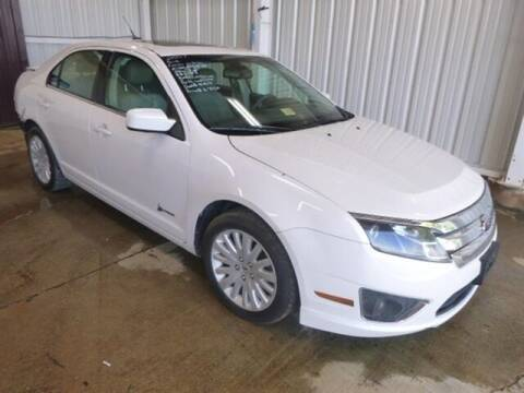 2011 Ford Fusion Hybrid for sale at East Coast Auto Source Inc. in Bedford VA