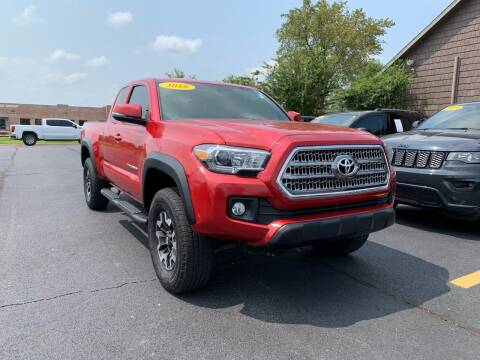 2016 Toyota Tacoma for sale at Clay Maxey NWA in Springdale AR