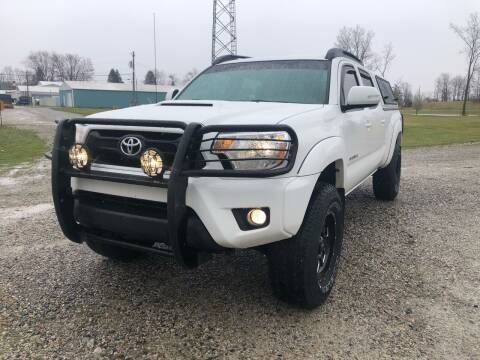 2012 Toyota Tacoma for sale at MARK CRIST MOTORSPORTS in Angola IN