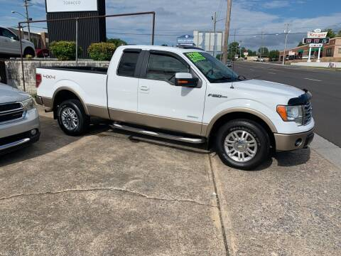 2013 Ford F-150 for sale at State Line Motors in Bristol VA