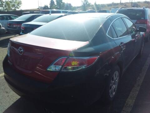 2009 Mazda MAZDA6 for sale at Capitol Hill Auto Sales LLC in Denver CO