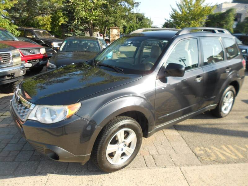 2013 Subaru Forester for sale at Precision Auto Sales of New York in Farmingdale NY