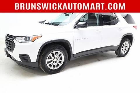 2018 Chevrolet Traverse for sale at Brunswick Auto Mart in Brunswick OH