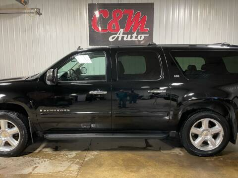 2007 Chevrolet Suburban for sale at C&M Auto in Worthing SD