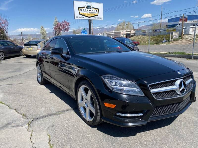 2014 Mercedes-Benz CLS for sale at CarSmart Auto Group in Murray UT