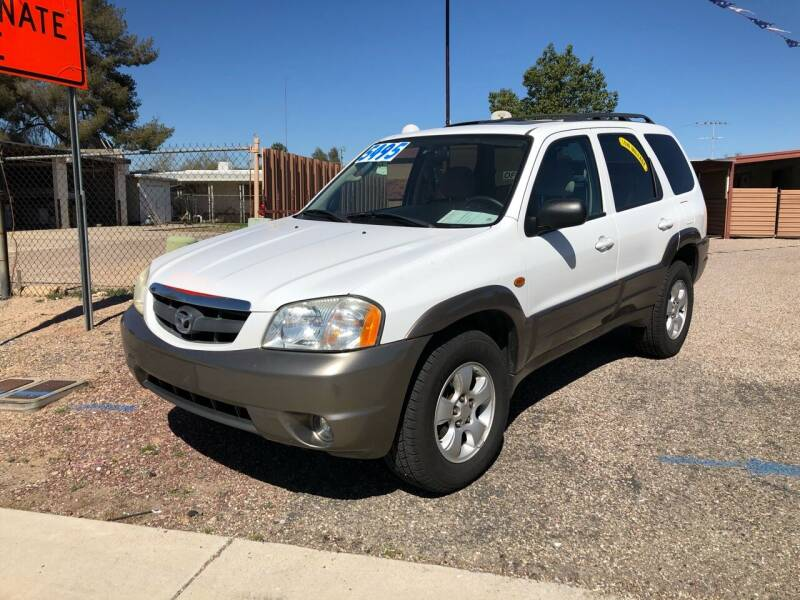 2003 Mazda Tribute for sale at All Brands Auto Sales in Tucson AZ