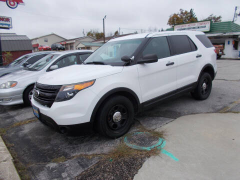2013 Ford Explorer for sale at Governor Motor Co in Jefferson City MO