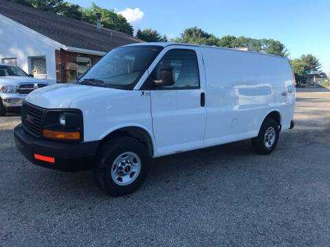 2014 GMC Savana Cargo for sale at J.W.P. Sales in Worcester MA