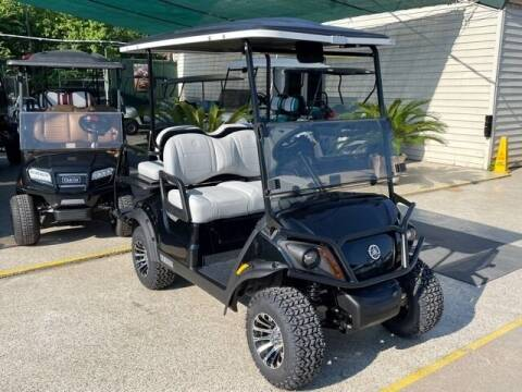 2021 Yamaha 4 Passenger EFI Gas Lift for sale at METRO GOLF CARS INC in Fort Worth TX