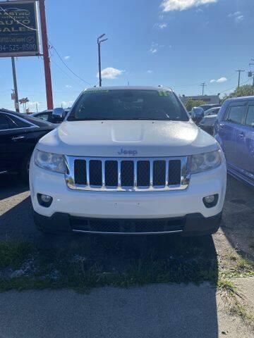2011 Jeep Grand Cherokee for sale at Mastro Motors in Garden City MI