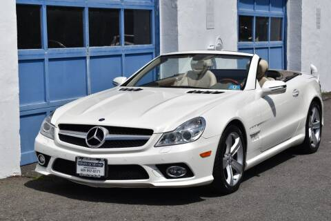 2011 Mercedes-Benz SL-Class for sale at IdealCarsUSA.com in East Windsor NJ