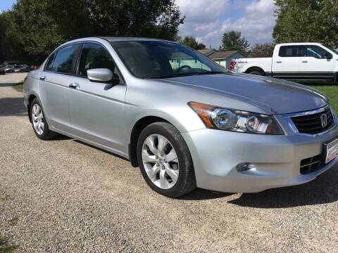 2008 Honda Accord for sale at Yoder's Auto Connection LTD in Gambier OH