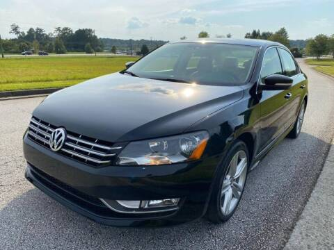 2014 Volkswagen Passat for sale at Atlanta Motor Sales in Loganville GA