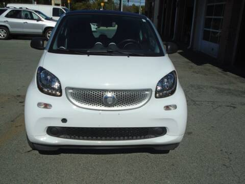 2016 Smart fortwo for sale at Montrose Motors MD in Rockville MD