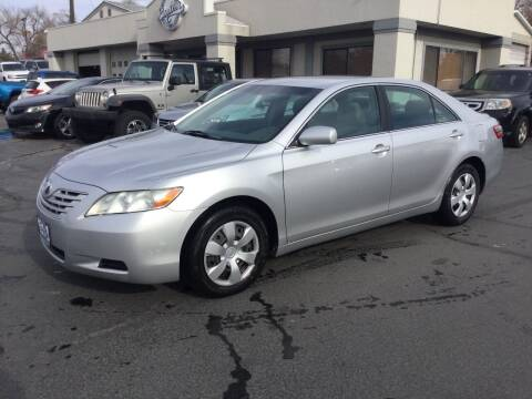 2009 Toyota Camry for sale at Beutler Auto Sales in Clearfield UT