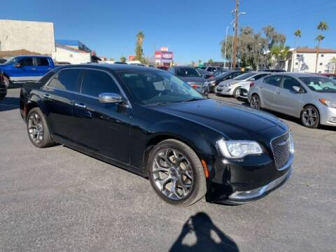 2019 Chrysler 300 for sale at Brown & Brown Wholesale in Mesa AZ
