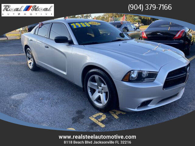2013 Dodge Charger for sale at Real Steel Automotive in Jacksonville FL