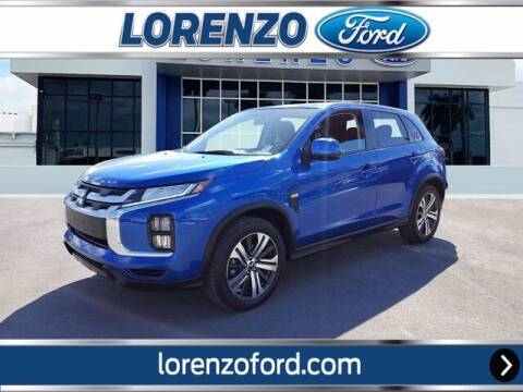 2020 Mitsubishi Outlander Sport for sale at Lorenzo Ford in Homestead FL