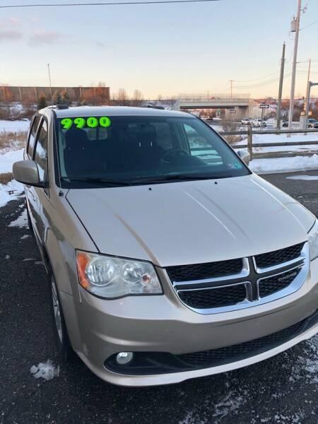 2013 Dodge Grand Caravan for sale at Cool Breeze Auto in Breinigsville PA