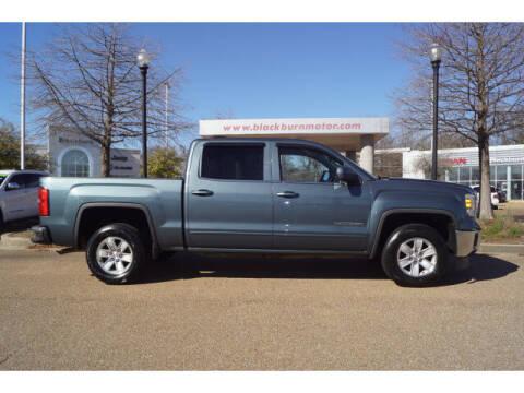 2014 GMC Sierra 1500 for sale at BLACKBURN MOTOR CO in Vicksburg MS