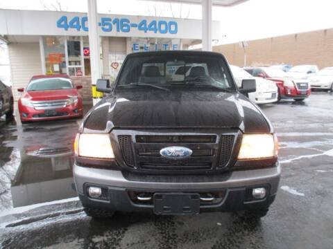 2006 Ford Ranger for sale at Elite Auto Sales in Willowick OH